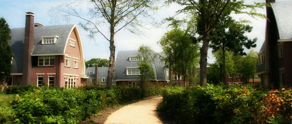 Het woongebied Duinzicht ligt aan de rand van het natuurpark en de voormalige bleekvelden.